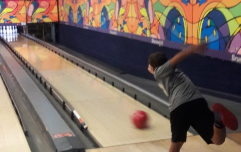 PE's Bowling and Volleyball Unit- Going On Now!