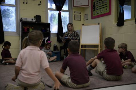 Teacher Profile – Amanda Keitel, 1st Grade