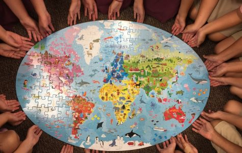 Hands On Geography In Second Grade