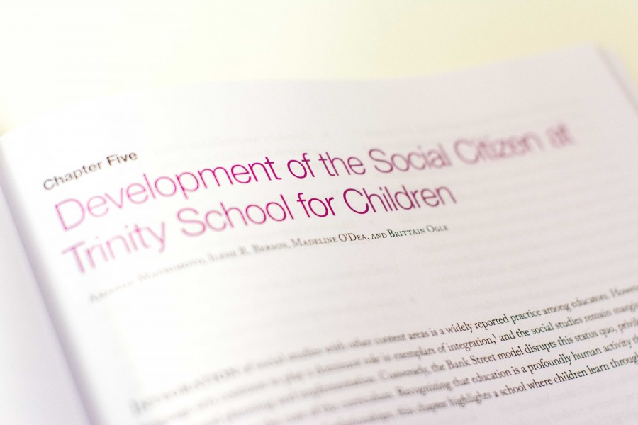 Trinity Chapter Published By National Council For The Social Studies