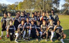 Trinity Boys Win Flag Football Championship!!