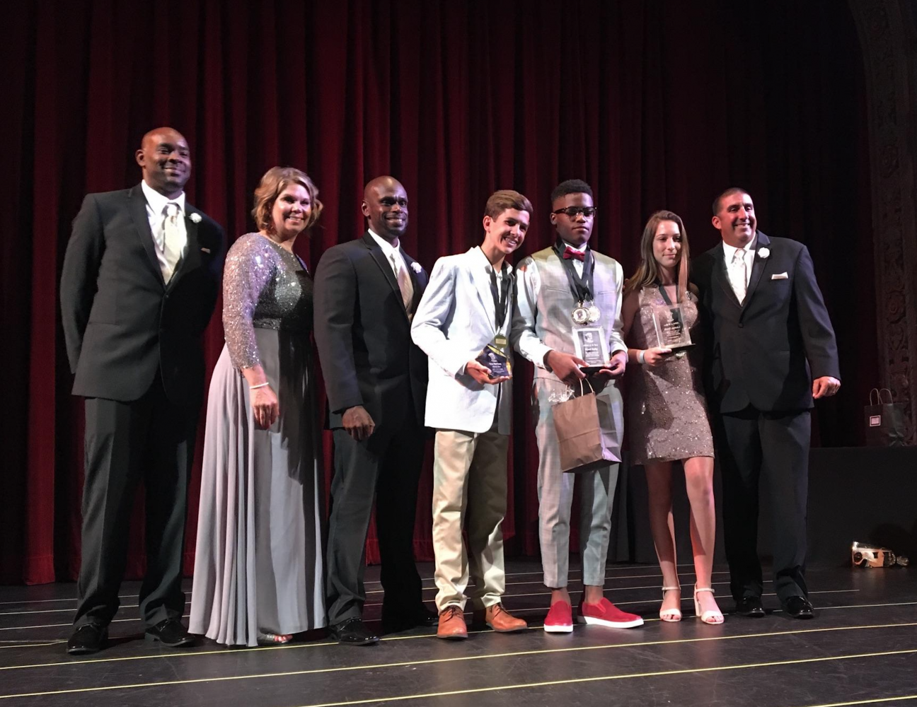 2017 Athletic Achievement Awards