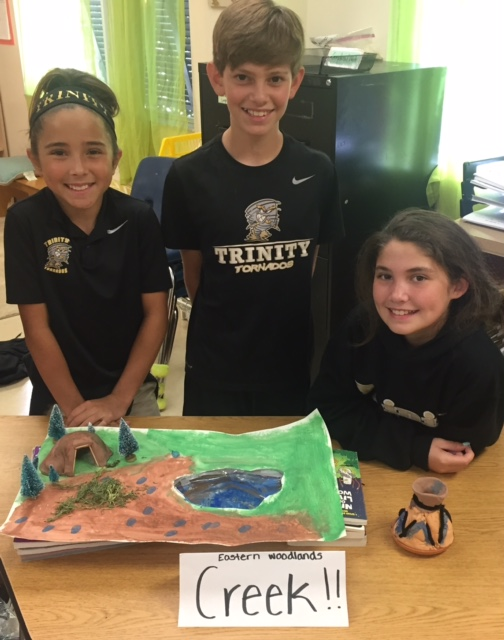 Ms. Mallory's Class Study On Native American Tribes