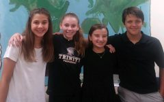 New NJHS Officers