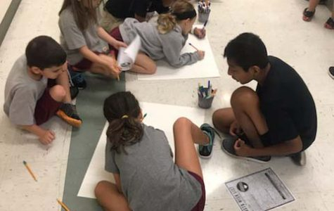 UPDATE: 1st & 6th Grades Partnering to Help the Humane Society