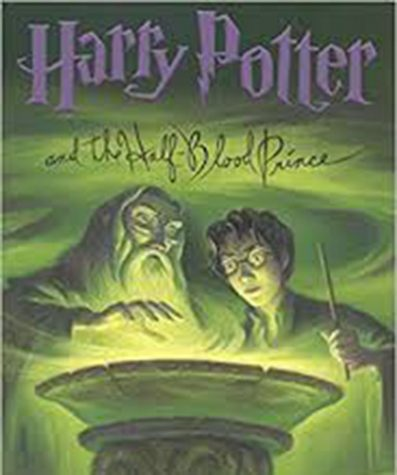 Harry Potter And The Half Blood Prince By J.K Rowling