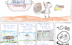 A Zachary DuFrain Comic Strip