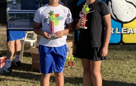 First Place Tennis Stars!