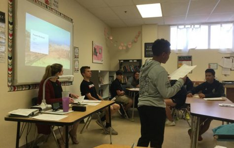 8th Grade Tries Andrew Jackson for Violating the Constitution
