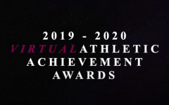 2019-2020 VIRTUAL Athletic Achievement Awards Night 2