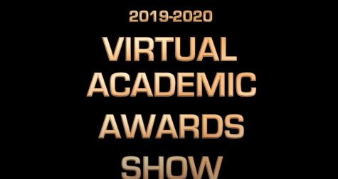 2019 2020 Virtual Academic Awards Show