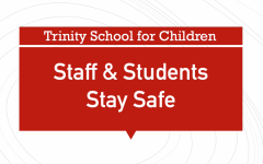 Trinity Students & Staff Stay Safe