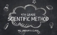 Scientific Method with Ms. Lindsay's 4th Grade Class
