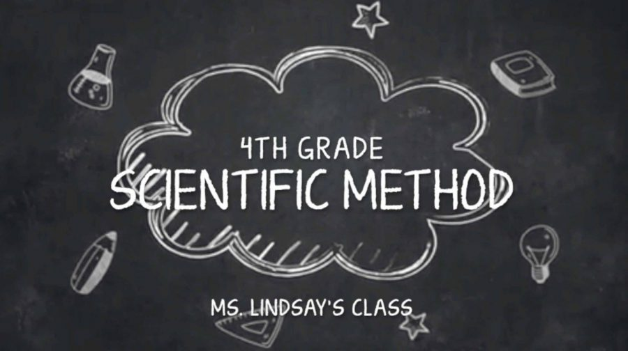 Scientific Method with Ms. Lindsay